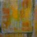 """Hierapolis Stone 36"""" x 30"""" Mixed media on canvas"""