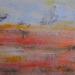 """Pamakkule Terrace 1 36"""" x 30"""" Mixed media on canvas"""