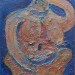 11_Michelle_Fertility Figure from Tarxien Temple, Malta 36x30_2474
