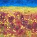 17_Michelle_Field of wild flowers on the way to Marsaxlokk, Malta 30x36_2504