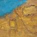 23_Michelle_Limestone Cliff near Zebbug, Gozo 30x36_2472