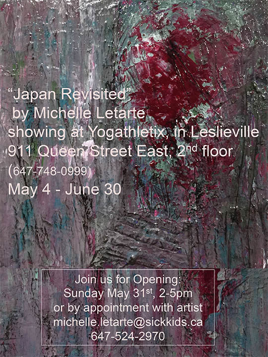 Invitation to Yogathletix  Show