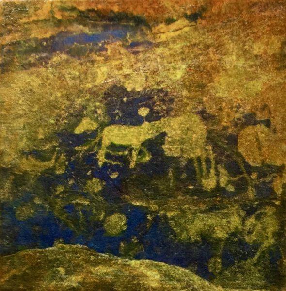 Twyfelfontein Petroglyph 1