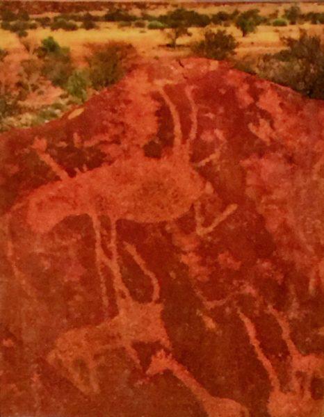 Twyfelfontein Petroglyph 5